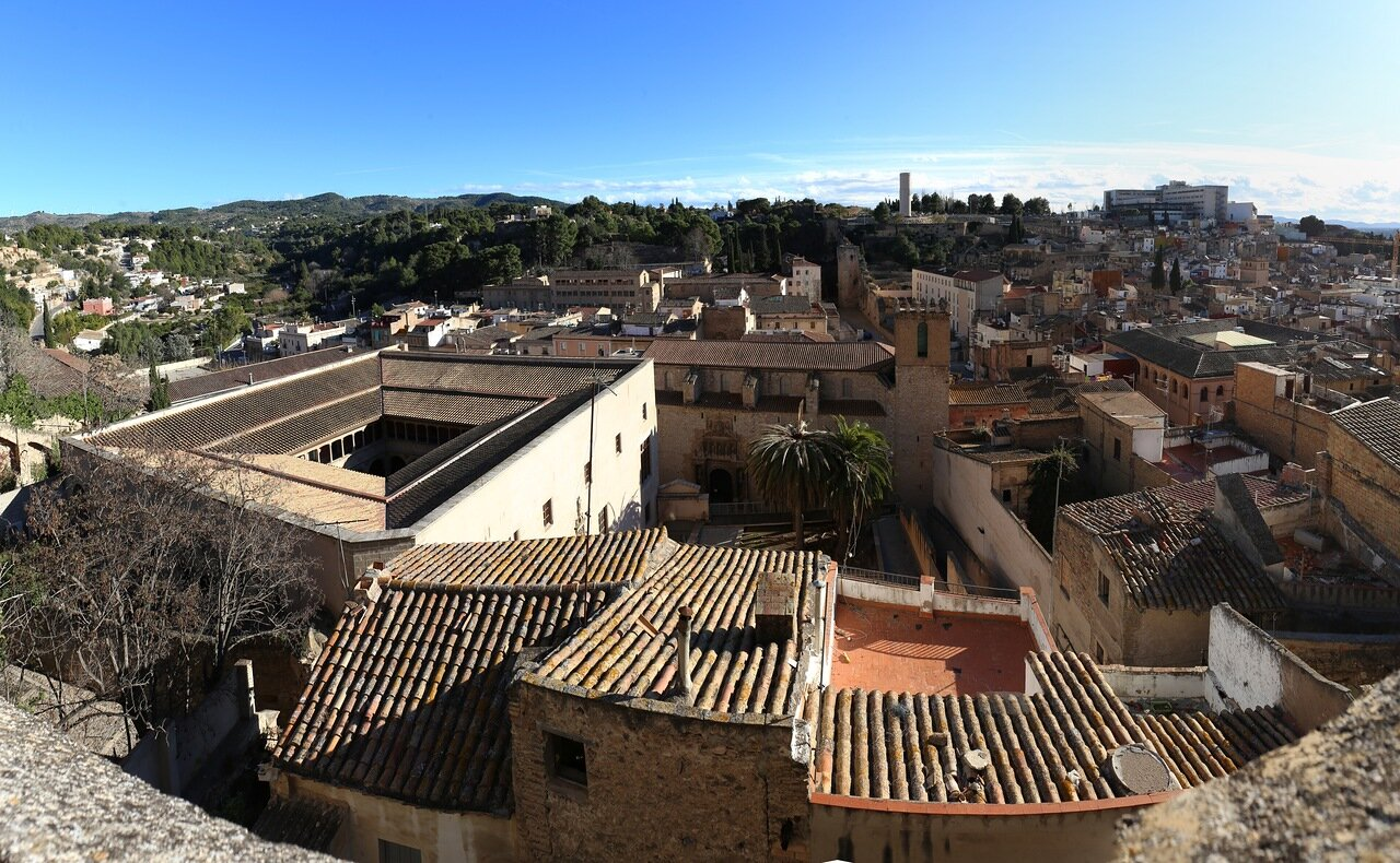 Tortosa. The Royal College