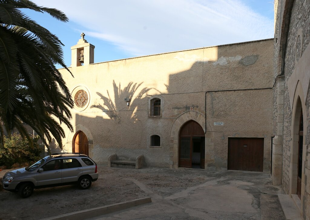Тортоса. Монастырь Санта-Клара (Santa Clara monastery)