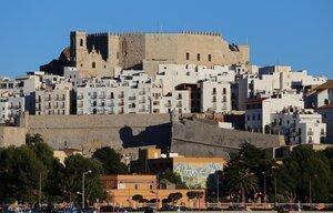 Испания, Пенискола, Замок Папы Луны