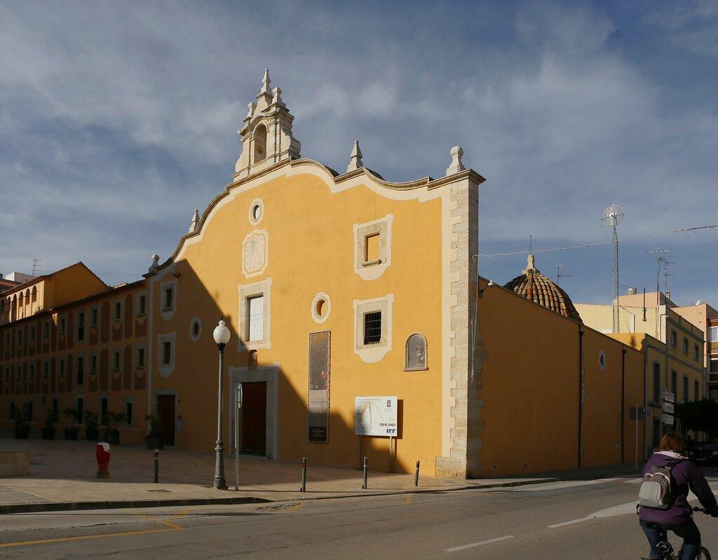 Benicarlo. St. Francis monastery (Convento de San Francisco)