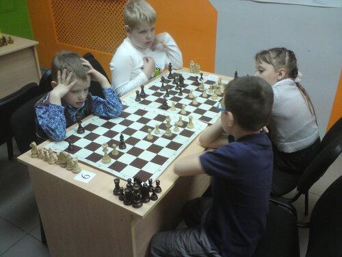 шахматы турниры россия