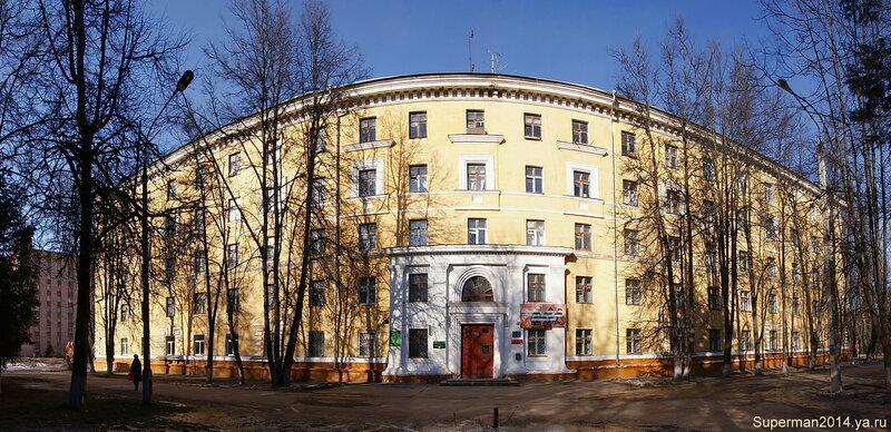МГУЛ - общежитие №5