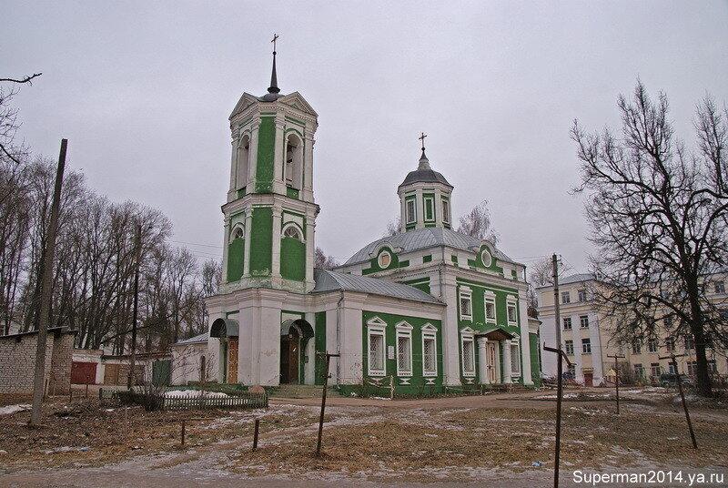 Смоленск - Верхне-Георгиевская церковь