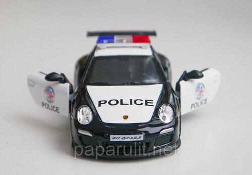 Кинсмарт порш полицейский