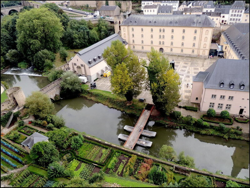 Luxembourg 8643 Abbaye de Neumünster