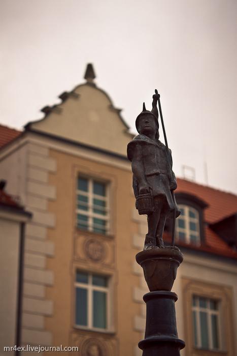 Белосток, Польша, Białystok, Старый город Белостока, Рыночная площадь