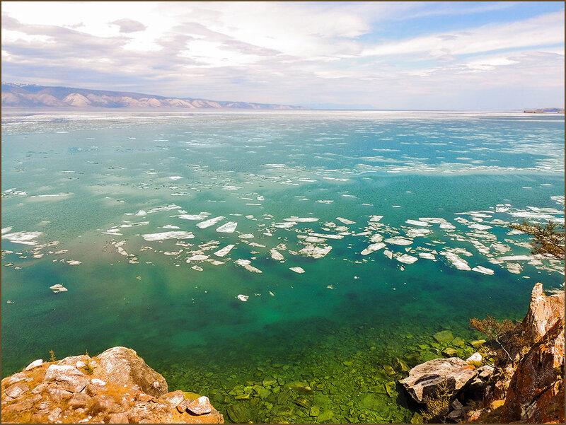 Майский лёд