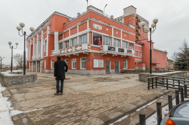 Драматический театр (Кимрский театр драмы и комедии), Кимры