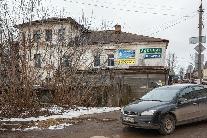 Дом 19А по ул. Володарского, Кимры