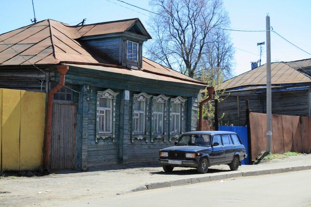 Дом по улице Сеченова, Нижний Новгород