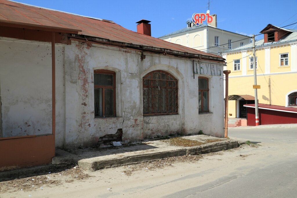 Старый дом в Городце