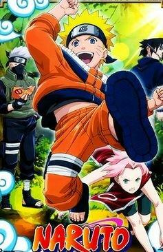 Наруто 1 сезон смотреть (1-220 серия) все серии (Naruto 1 season)