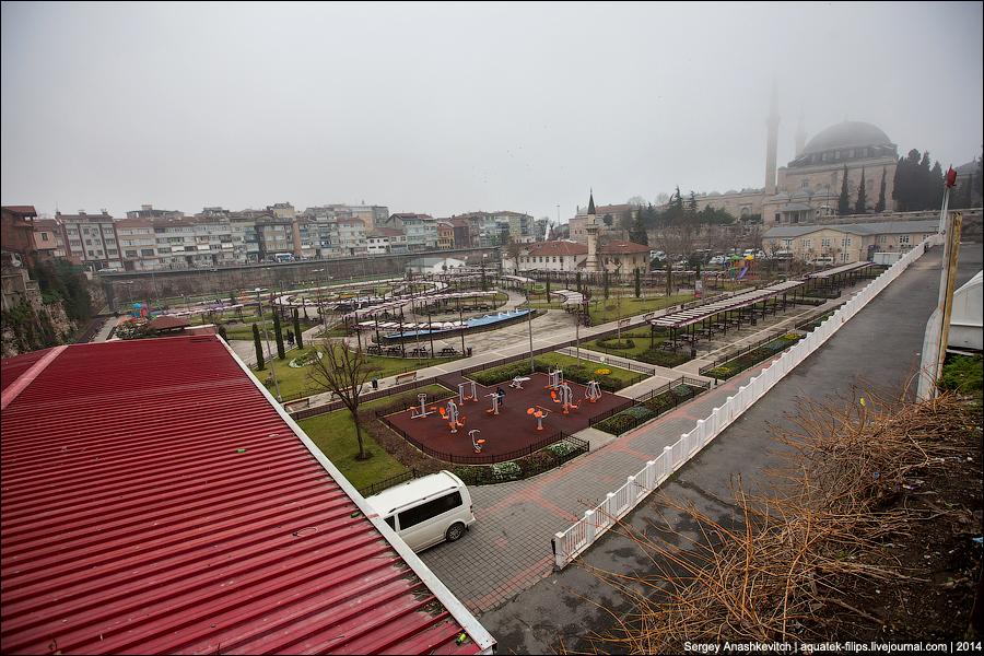 Стамбульские цистерны