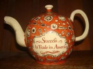 дорогой чайник