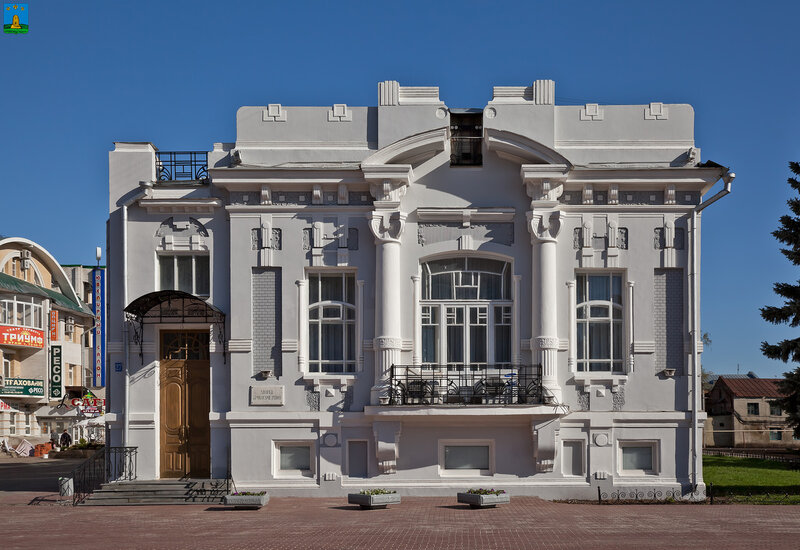 Дом купца в м селезнёва дворец