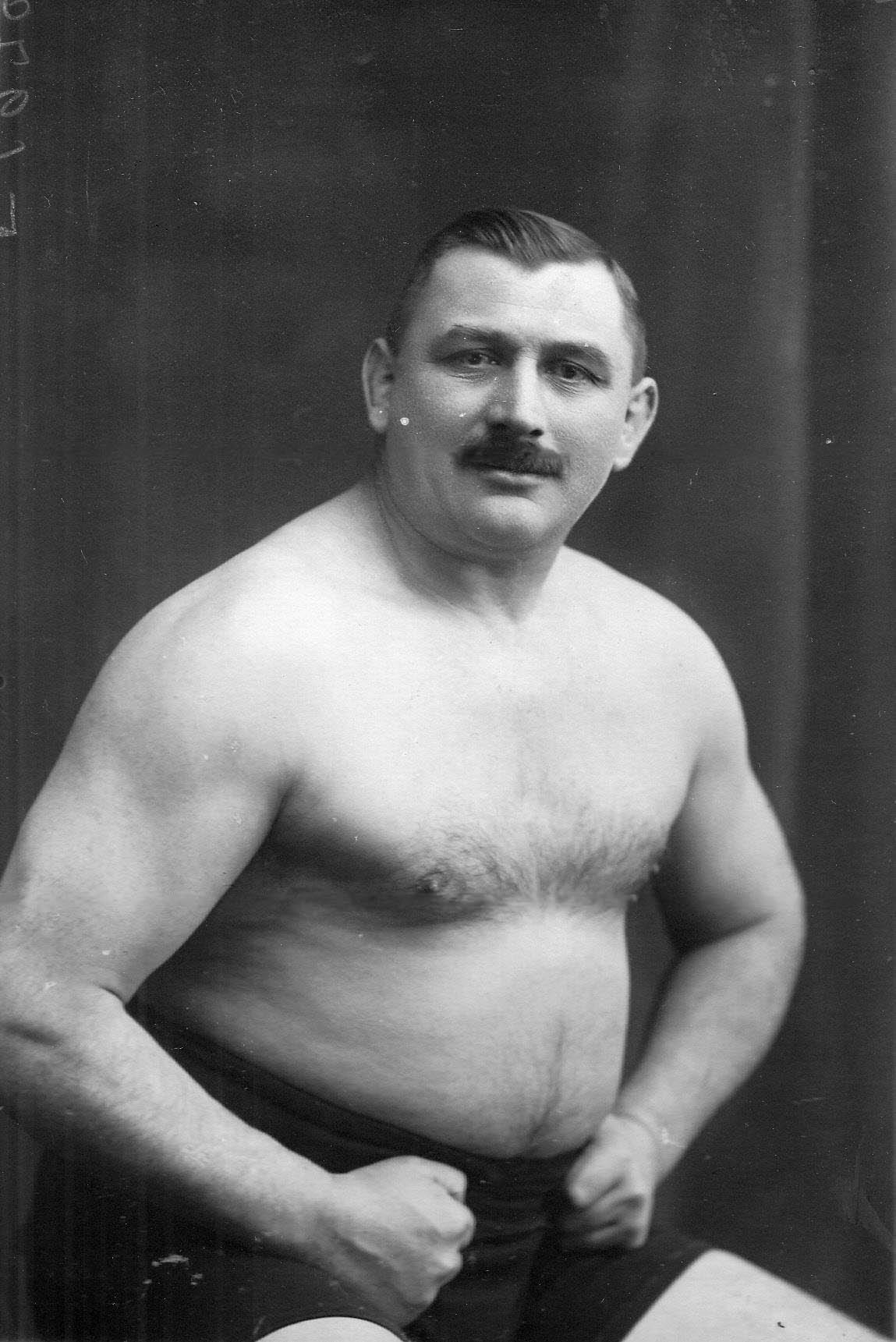Портрет участника чемпионата Рейдера