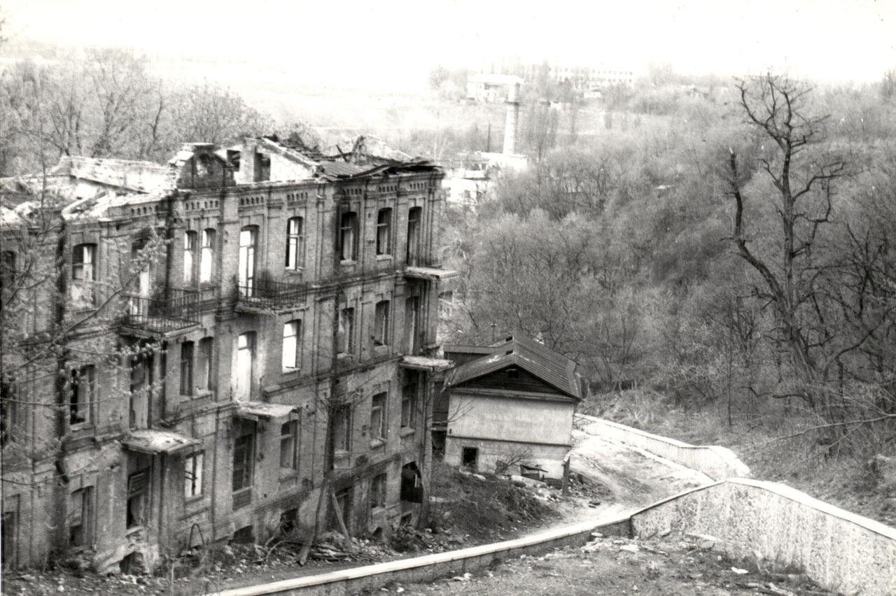 Петровская в 1986 году