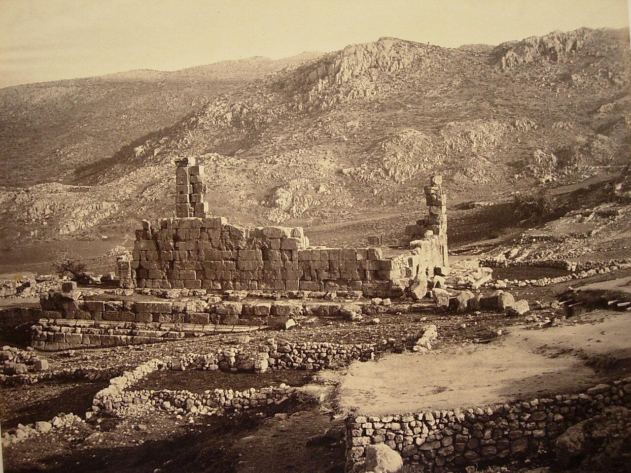 27 апреля 1862. Дейр аль-Ашари, Бекаа, Ливан