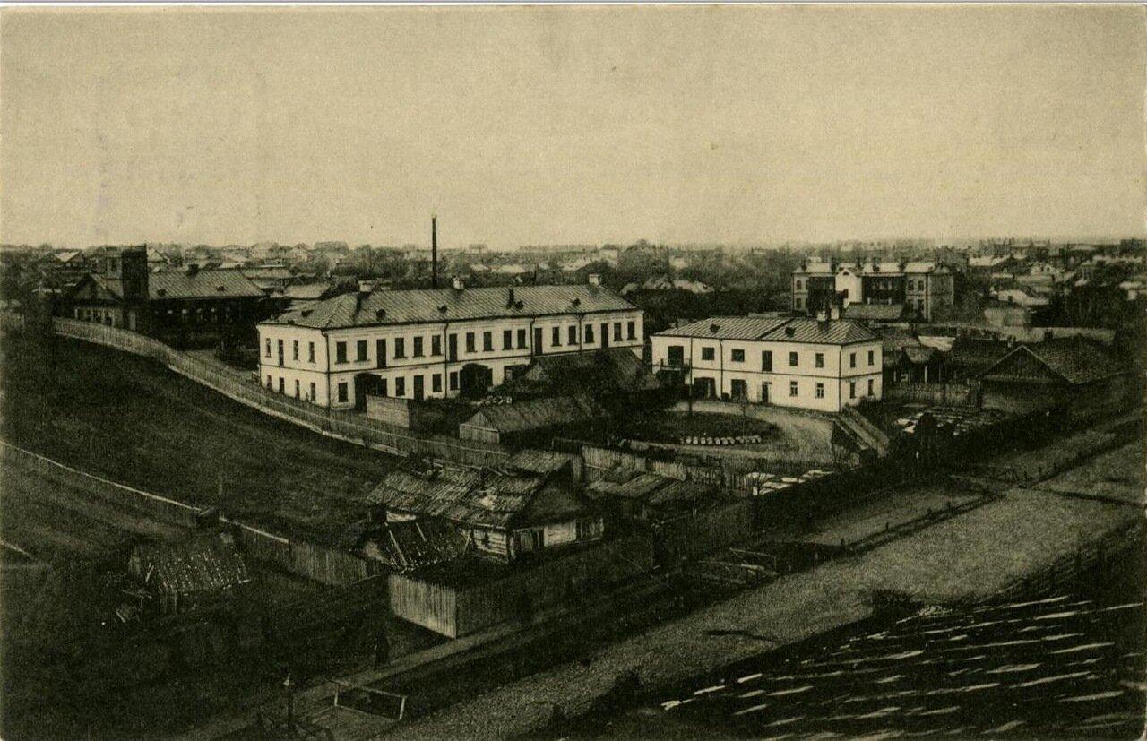 Обойная фабрика