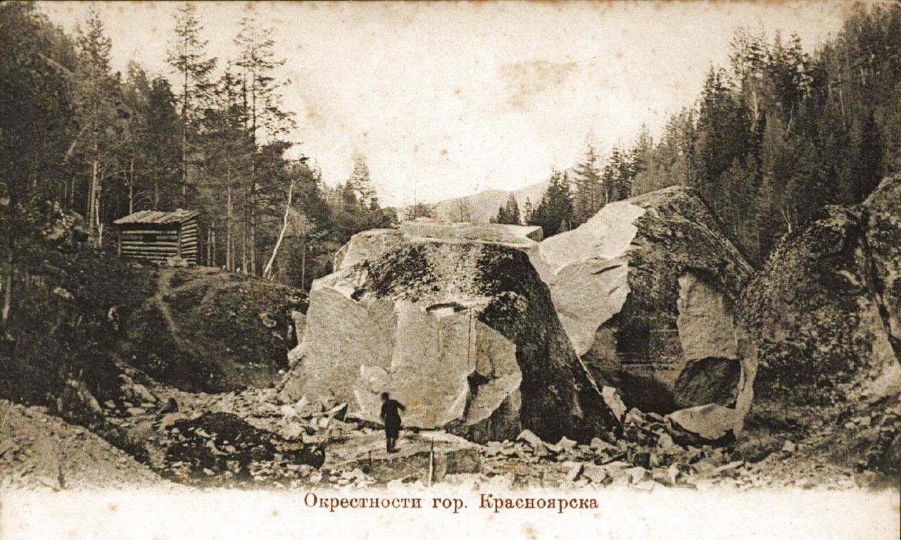 Окрестности Красноярска