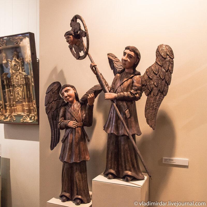 Ангелы с рипидами