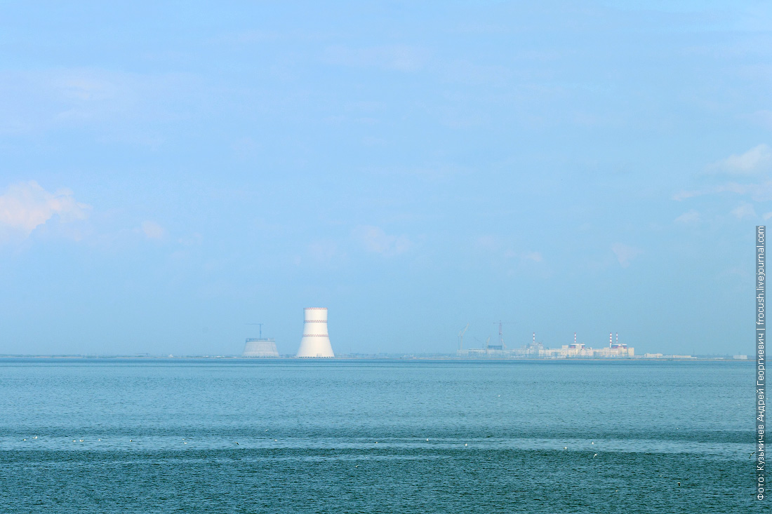 градирни Ростовской (Волгодонской) АЭС