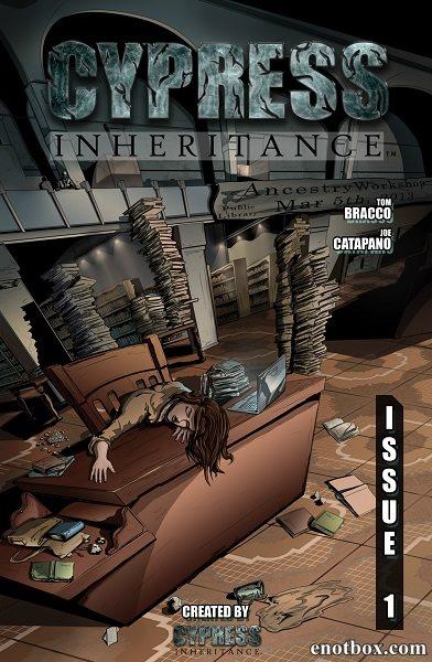 Cypress Inheritance: The Beginning (2014/ENG)