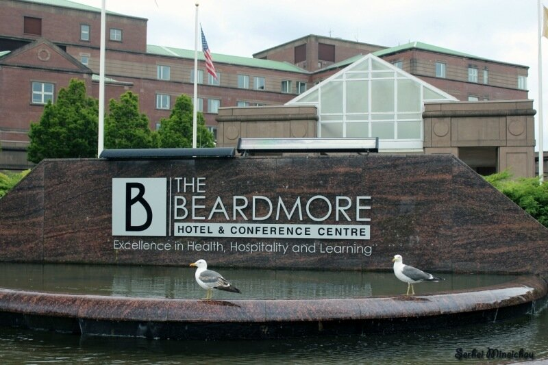 """The Beardmore Conference Hotel"" (Clydebank, Scotland)"