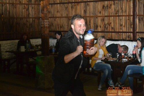 открытие летнего пивного сезона в красноперекопске кафе-бар-ресторан Пивная Хата