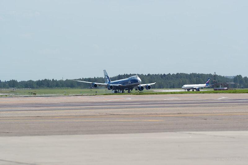 Boeing 747-8HVF (VQ-BRH) AirBridgeCargo D805883