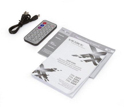 Texet TPA-3005 (комплектация)