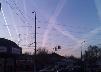 Что в небе над Молдовой делают самолеты НАТО?