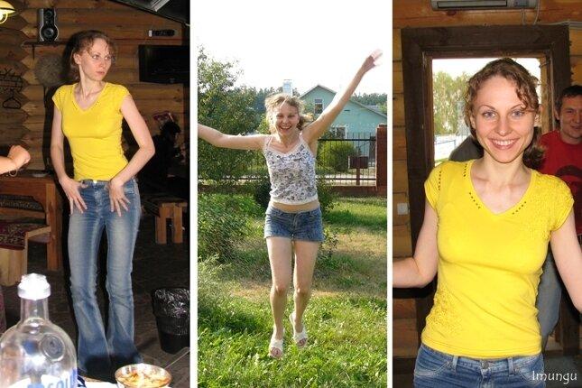 как похудеть через год после родов