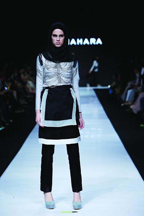 Ислам атакует Jakarta Fashion Week 2014