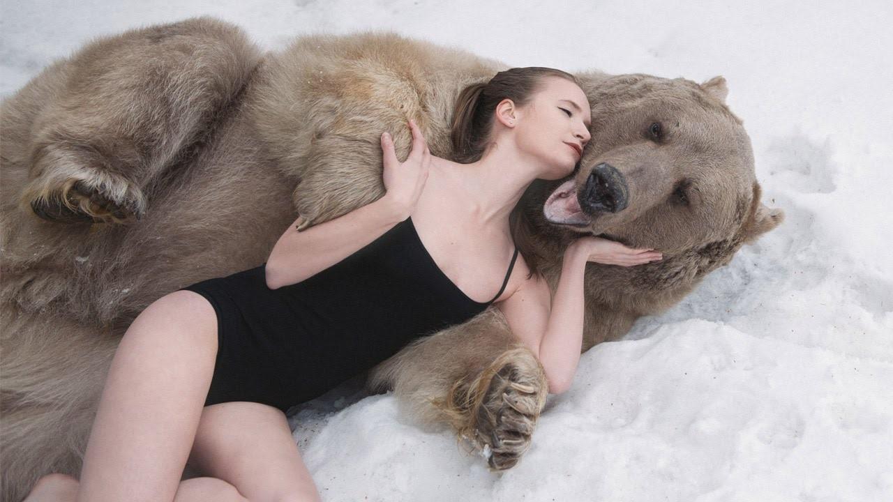 Русское порно с девочкой в лесу 18 фотография