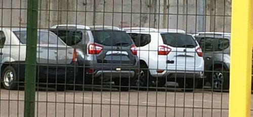 В России начали производство Nissan Terrano