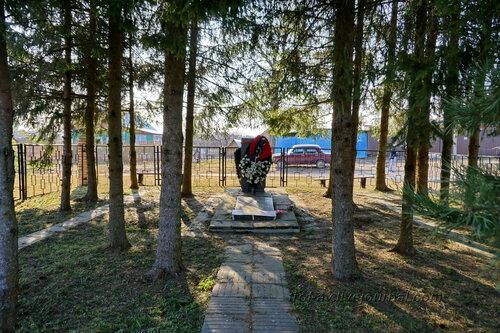 Братская могила Великой Отечественной, Берюлево