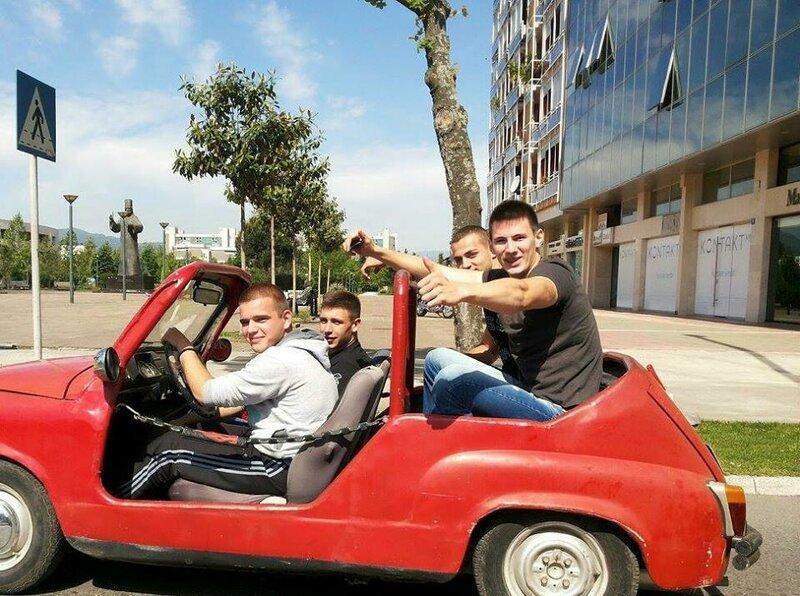 авто в Черногории