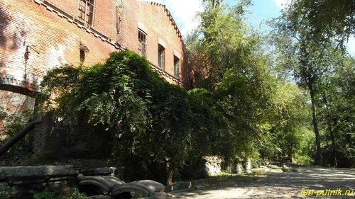 Интересные места Ростова - Парамоновские склады