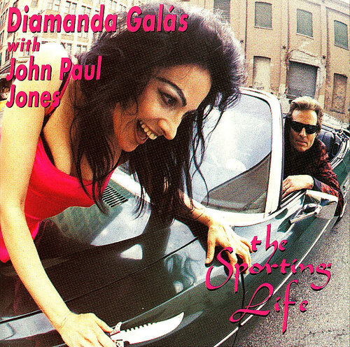 Diamanda Galas with John Paul Jones - The Sporting Life (1994) FLAC