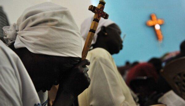 Италия пытается спасти беременную суданку, приговоренную к смерти за отказ отречься от христианства