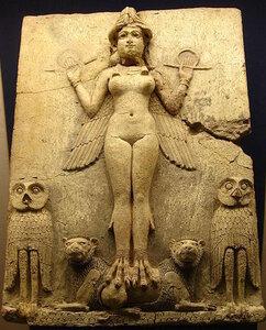 Лилит - царица суккубов и инкубов