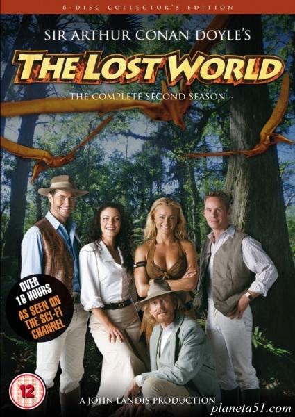 Затерянный мир (1-3 сезоны) / The Lost World / 1999-2002 / ДБ / DVDRip