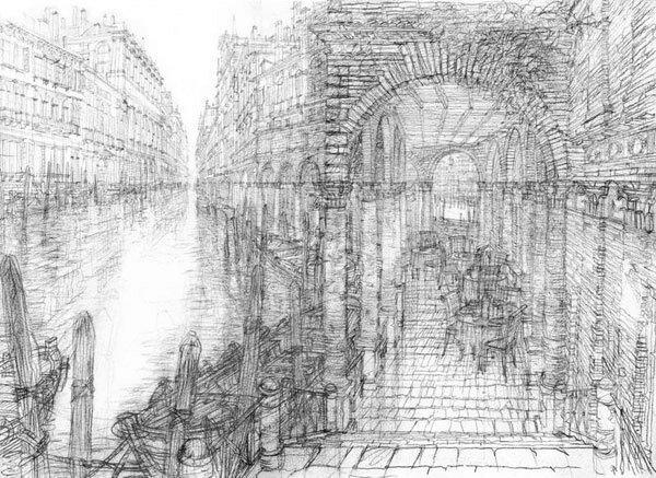 михаил филиппов, венецианская фантазия, 2000.jpg