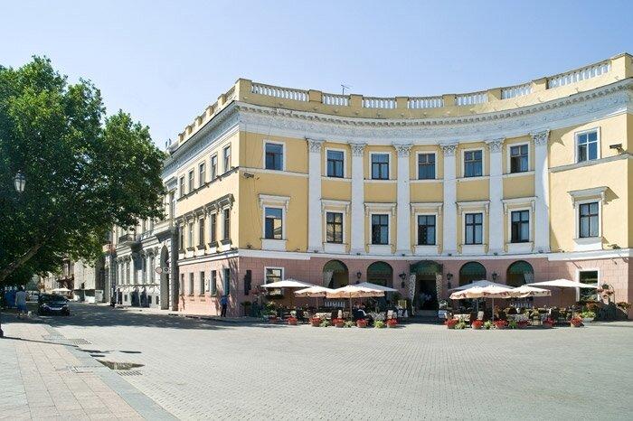 Что стоит посетить в Одессе