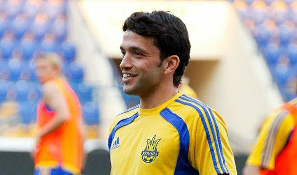 Эдмар в сборной Украины