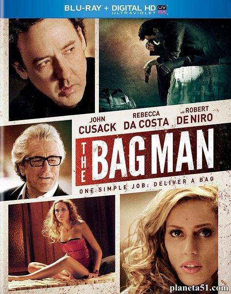 Мотель / Сумка / The Bag Man (2014/BDRip/HDRip)