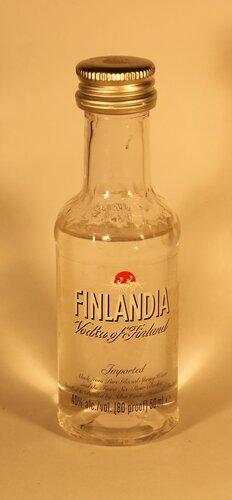 Водка Finlandia Vodka of Finland Imported
