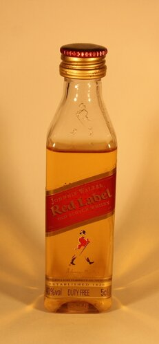 Виски Red Label Johnnie Walker Old Scotch Whisky