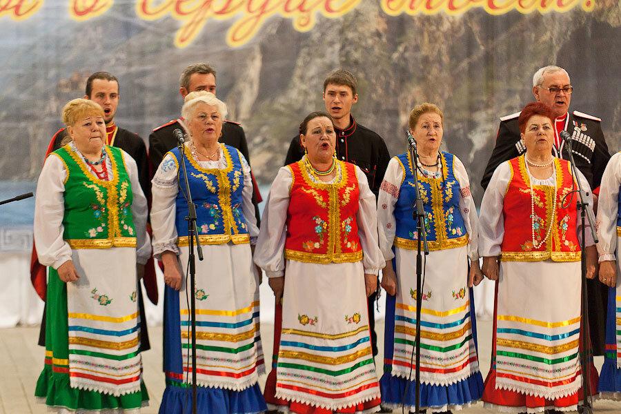 Витязево хор